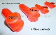 FLEXIBLE PVC ANGLED TERMINAL COVERS   ALT/AC8 - AC11